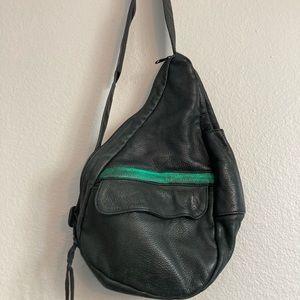 Ameribag Healthy Back Backpack Leather
